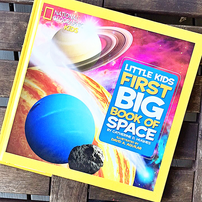Little Lit Book Series: Space
