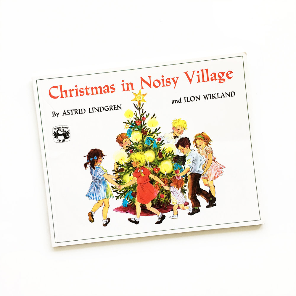 Christmas in Noisy Village | Little Lit Book Series