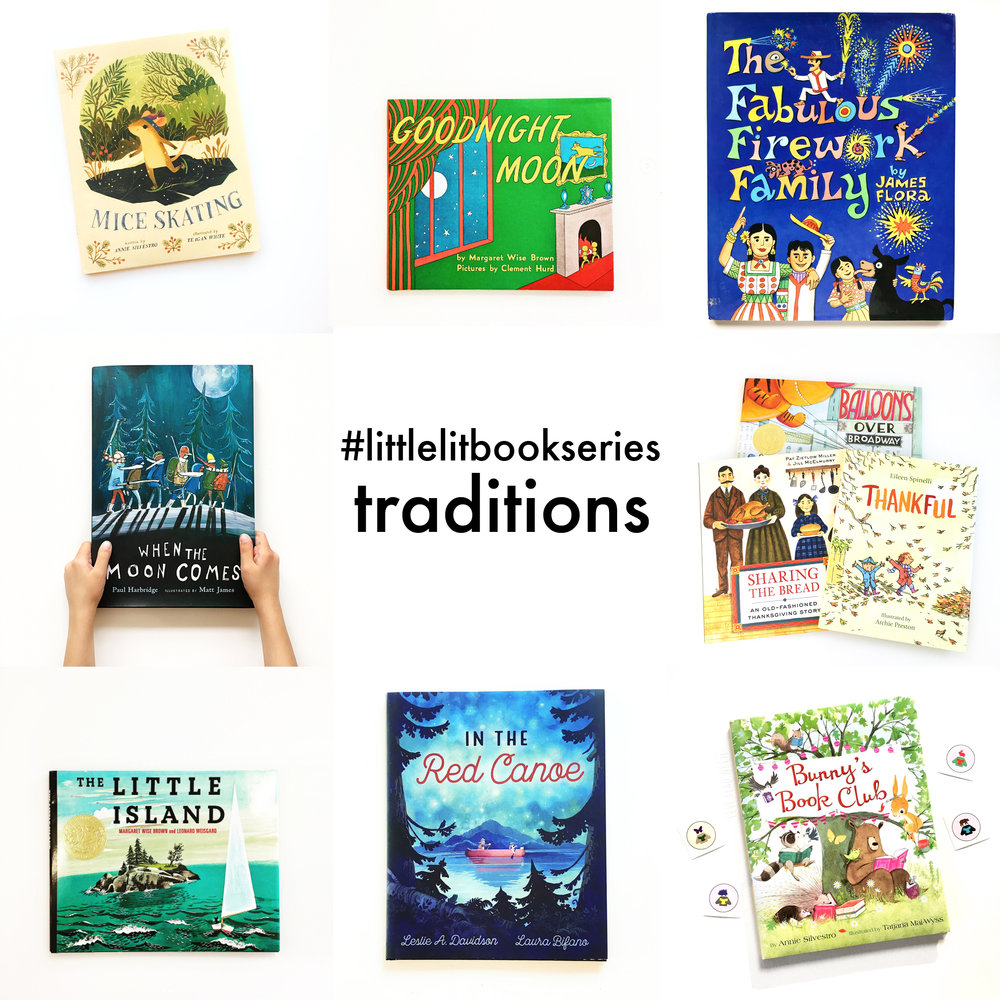 Little Lit Book Series: Traditions