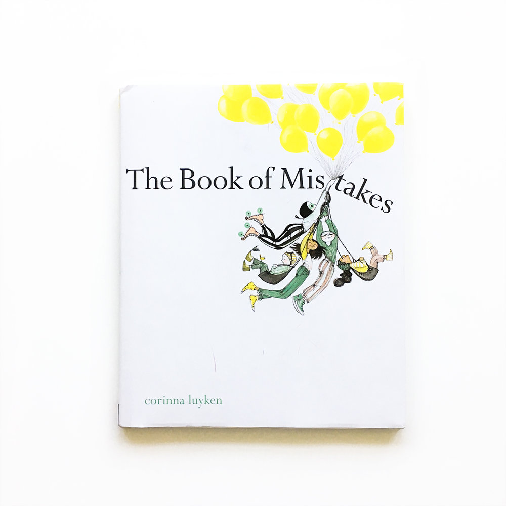 The Book of Mistakes | Little Lit Book Series