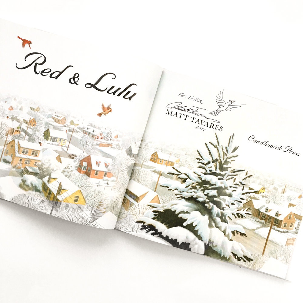 Red and Lulu | Little Lit Book Series