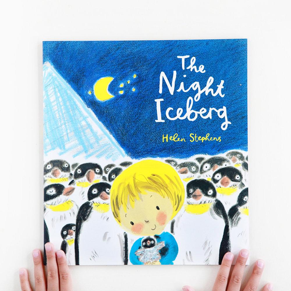The Night Iceberg | Little Lit Book Series