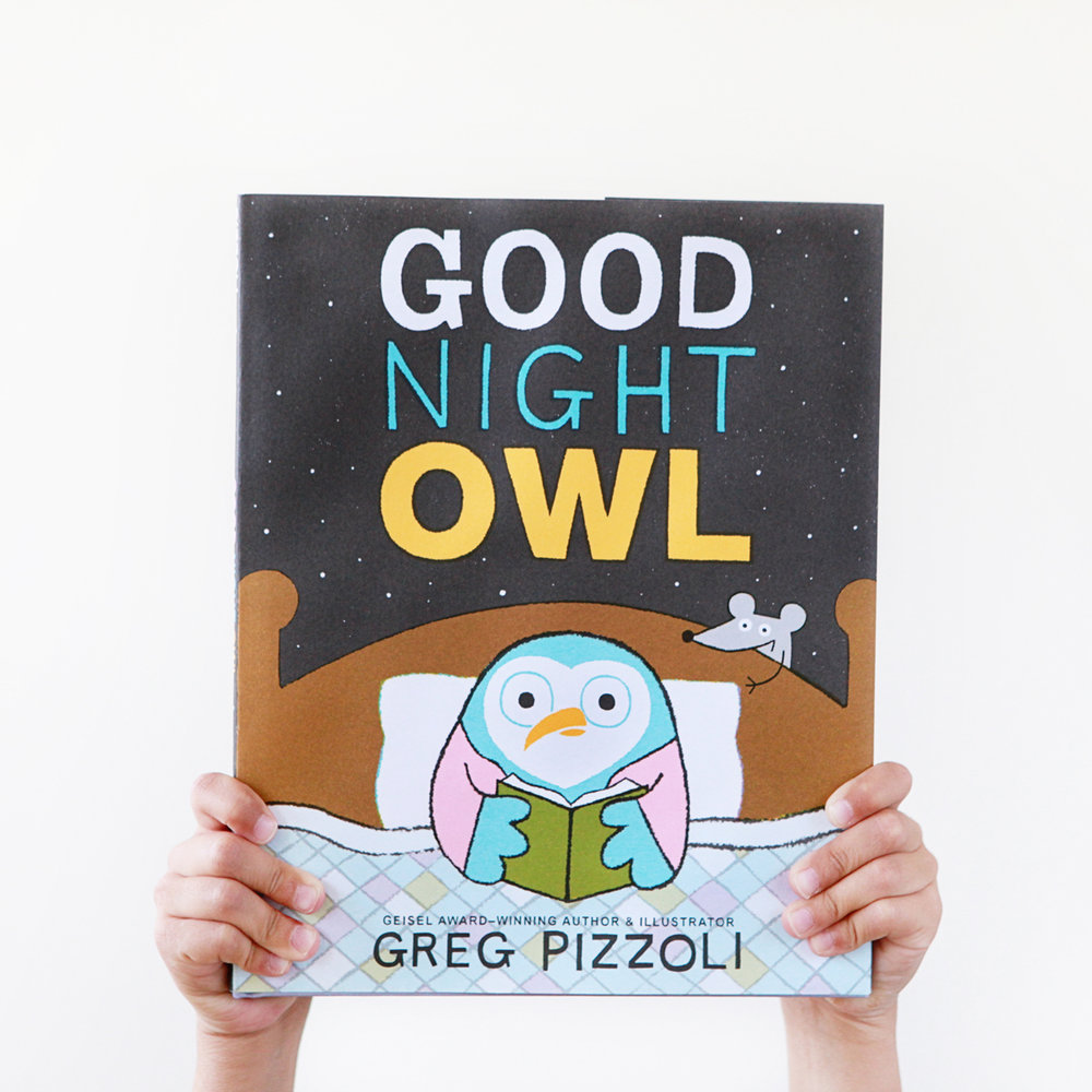 Good Night Owl   Little Lit Book Series