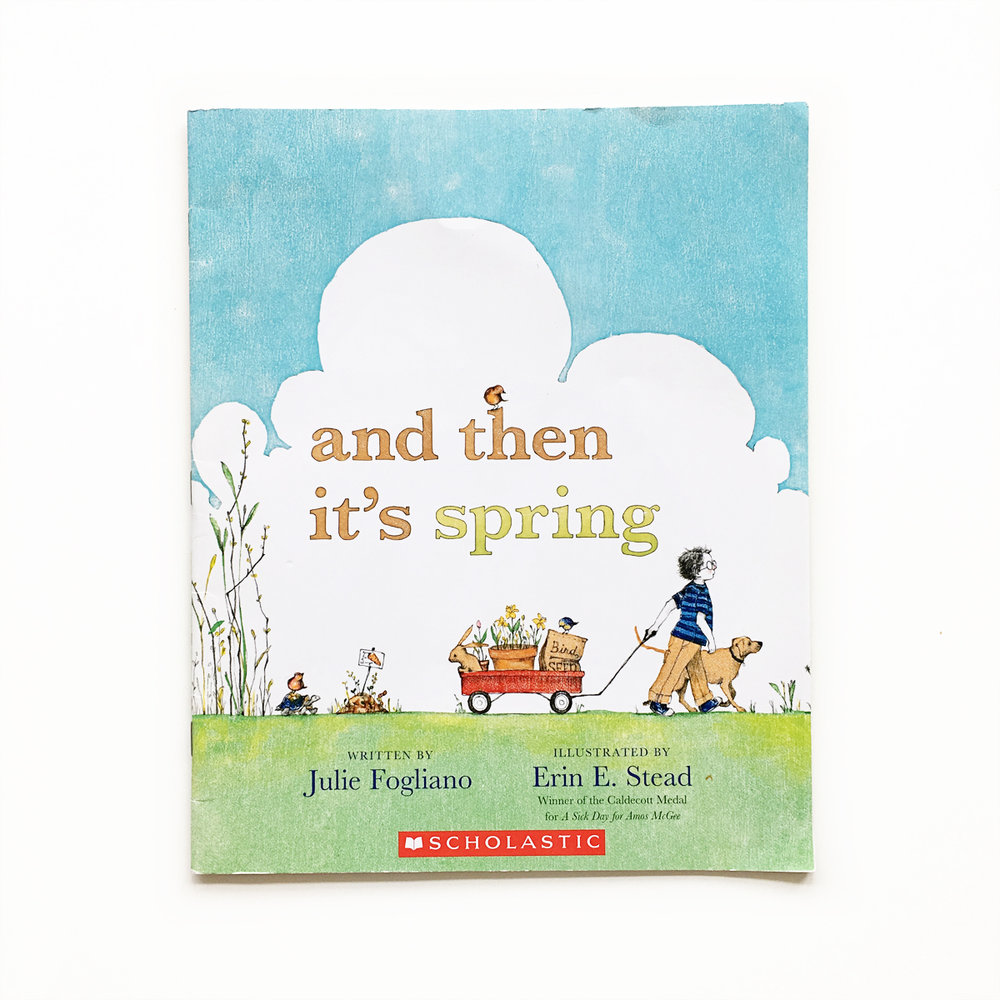 And Then It's Spring | Little Lit Book Series