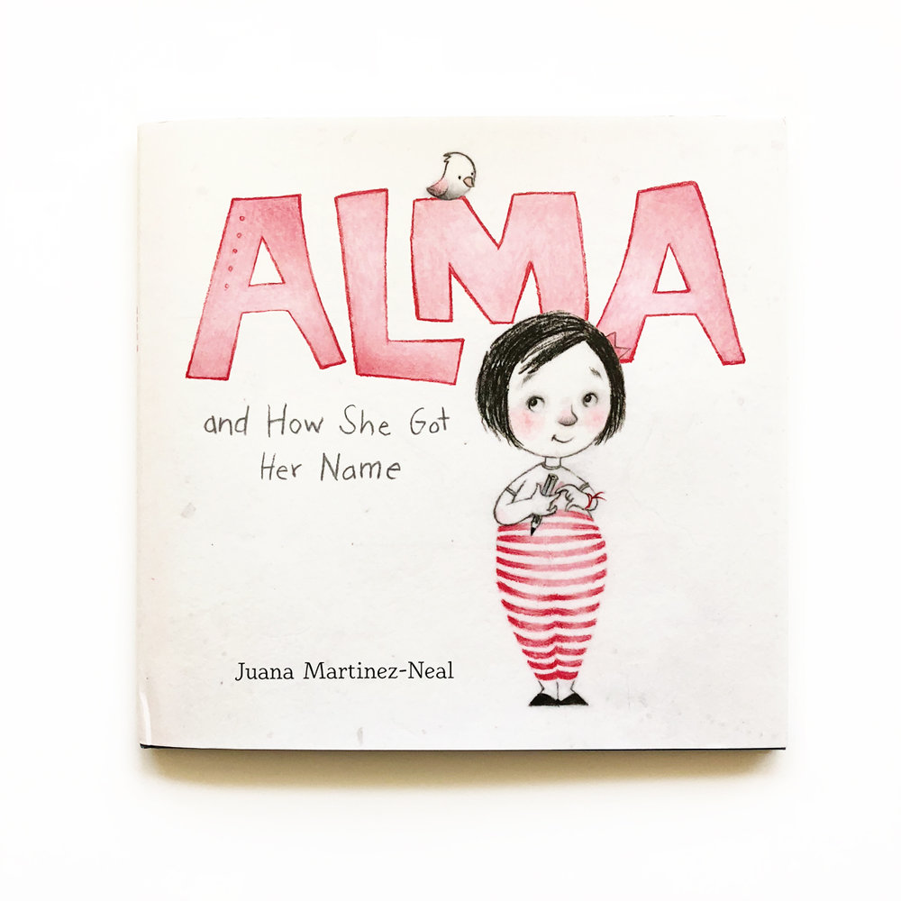 Alma and How She Got Her Name | Little Lit Book Series