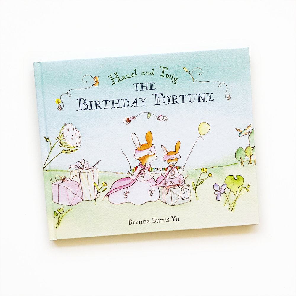 Hazel and Twig: The Birthday Fortune | Little Lit Book Series