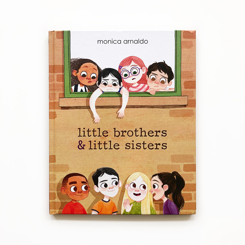 Little Brothers & Little Sisters | Little Lit Book Series