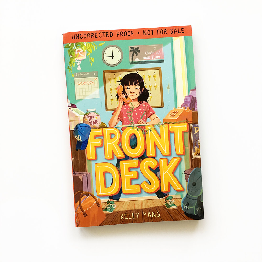 Front Desk | Little Lit Book Series