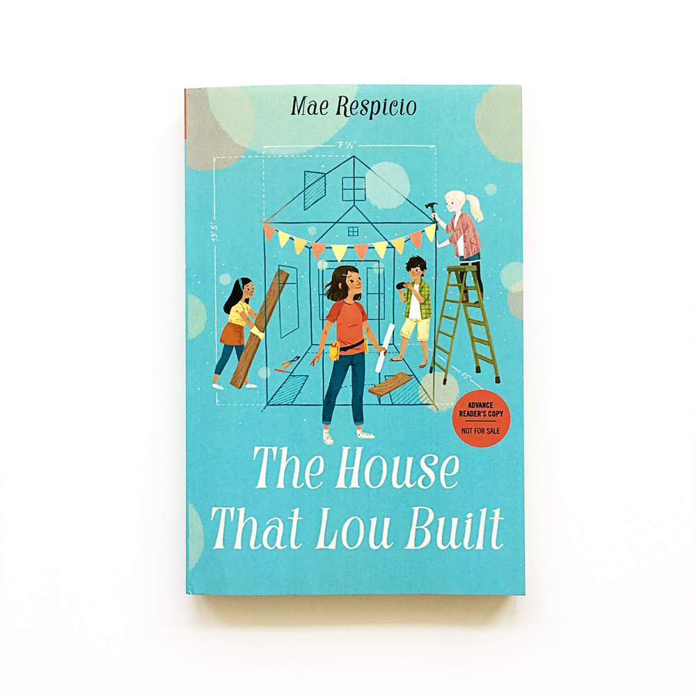 The House That Lou Built | Little Lit Book Series