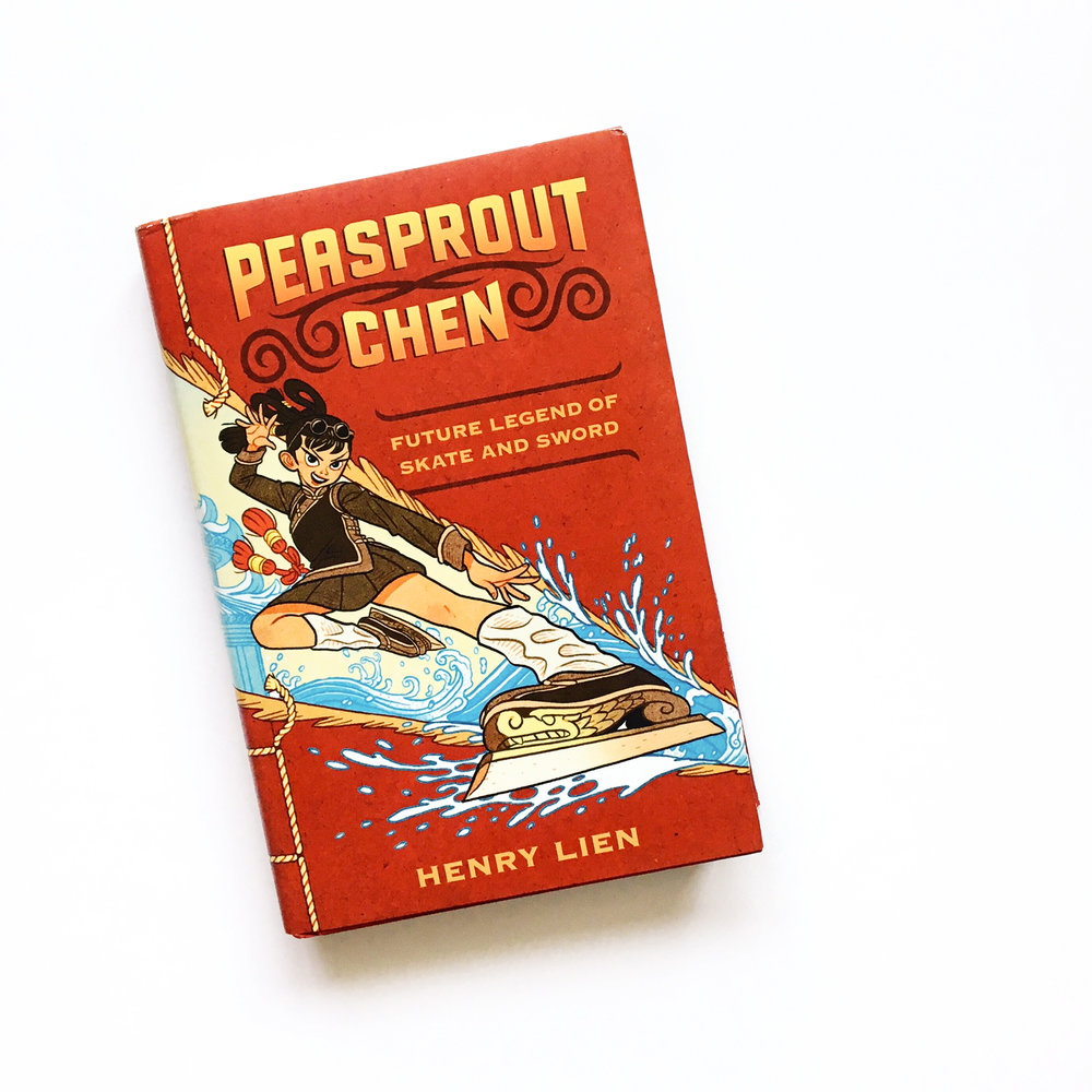Peasprout Chen: Future Legend of Skate and Sword | Little Lit Book Series