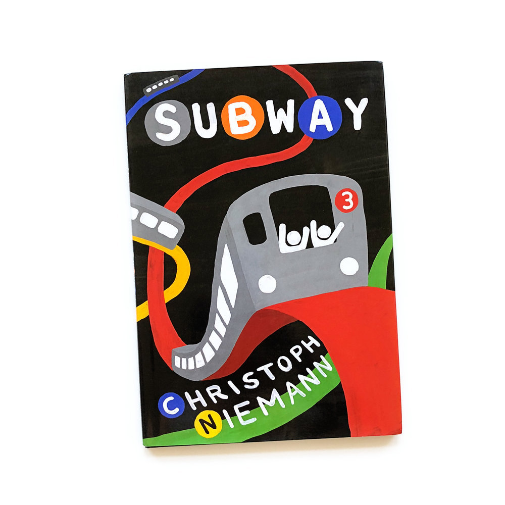 Subway | Little Lit Book Series
