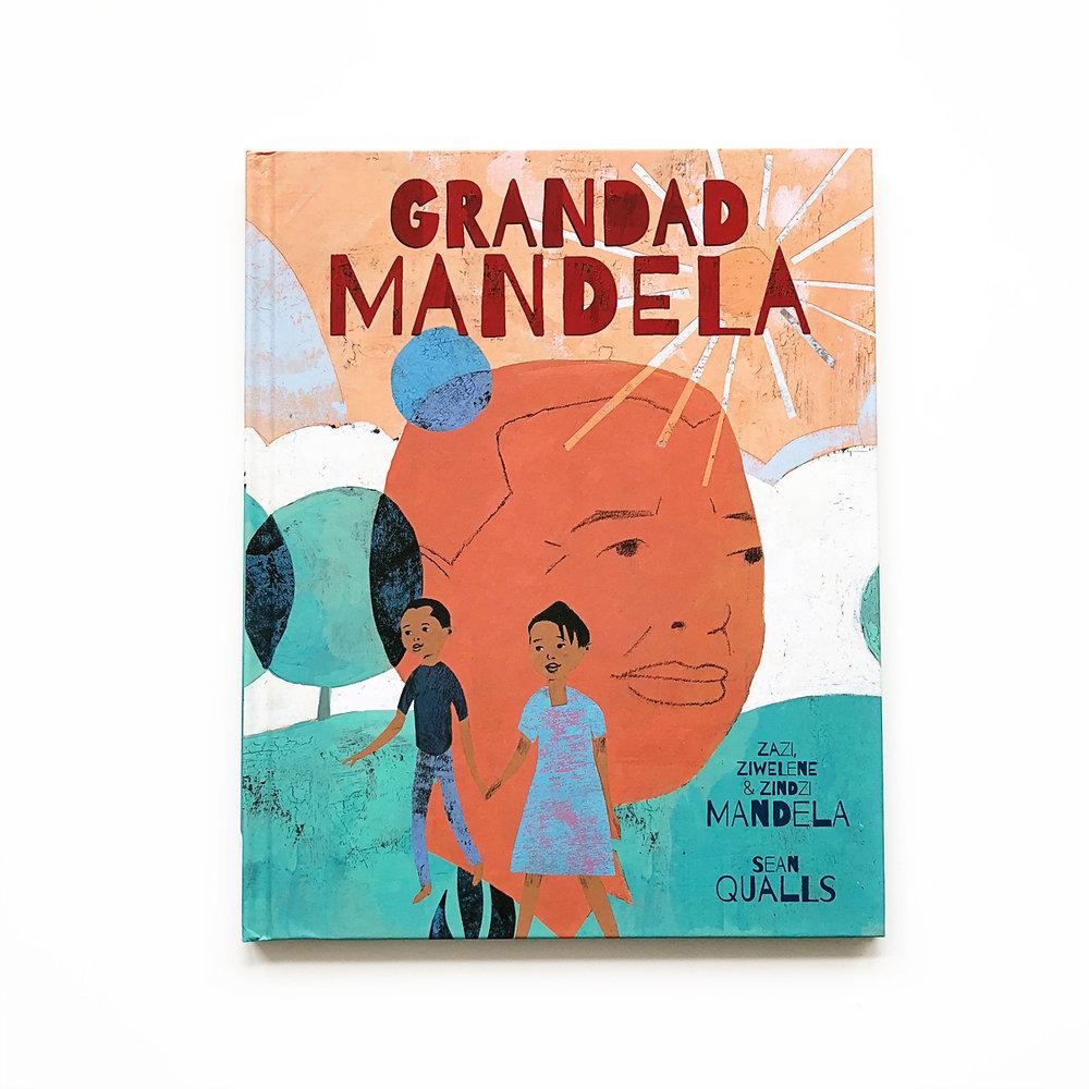 Grandad Mandela | Little Lit Book Series
