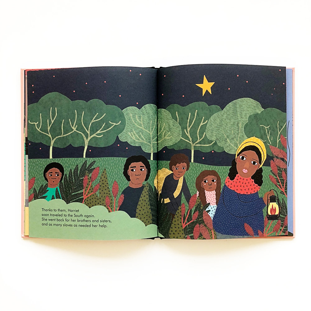 Little People, Big Dreams: Harriet Tubman | Little Lit Book Series
