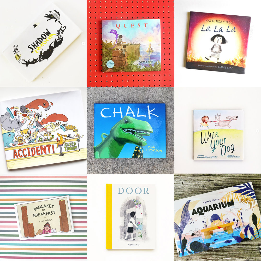 Little Lit Book Series: Wordless Books