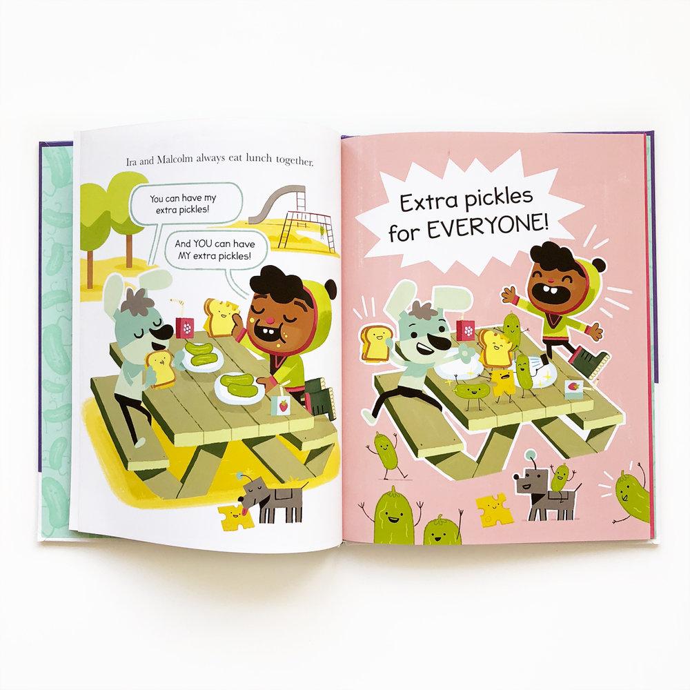 Ira Crumb Feels the Feelings | Little Lit Book Series