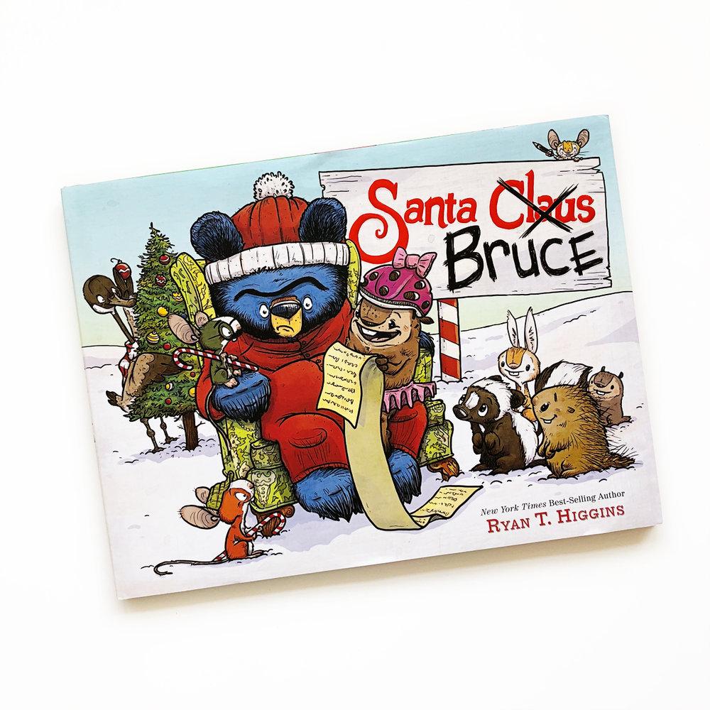 Santa Bruce | Little Lit Book Series