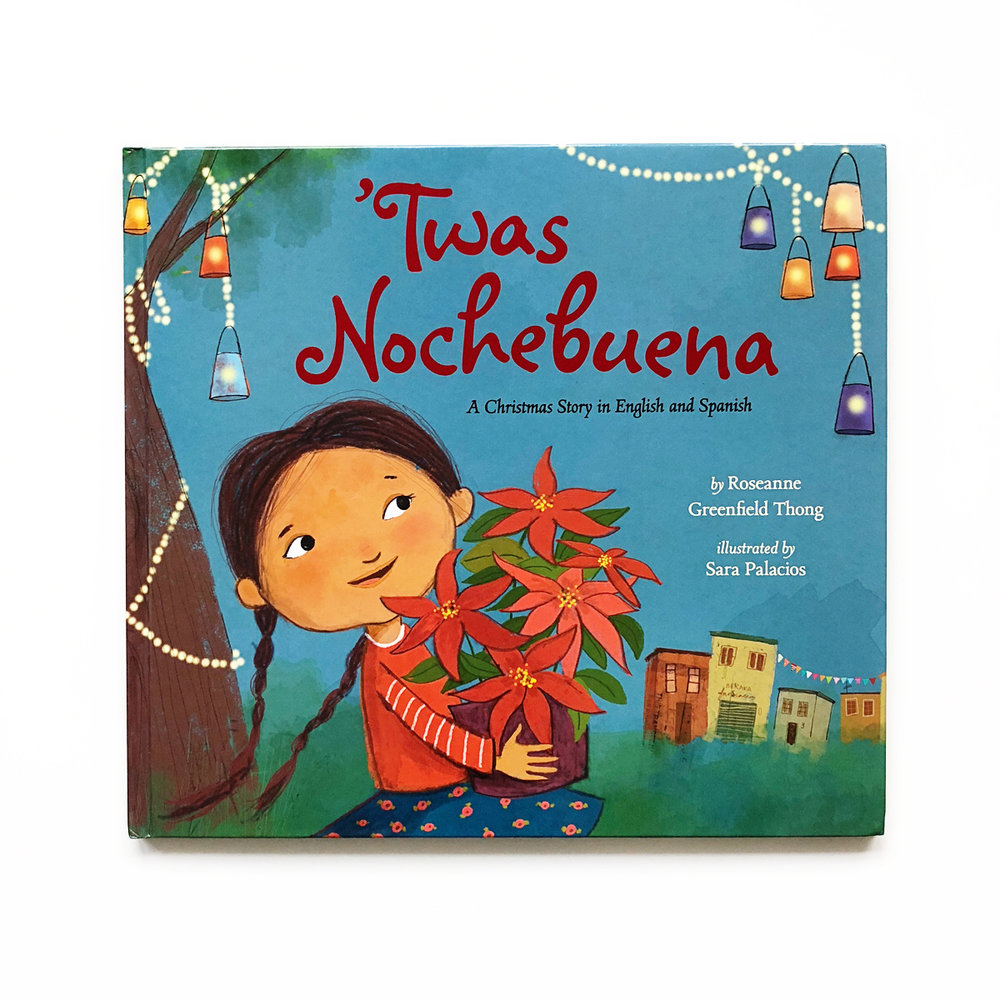 'Twas Nochebuena | Little Lit Book Series