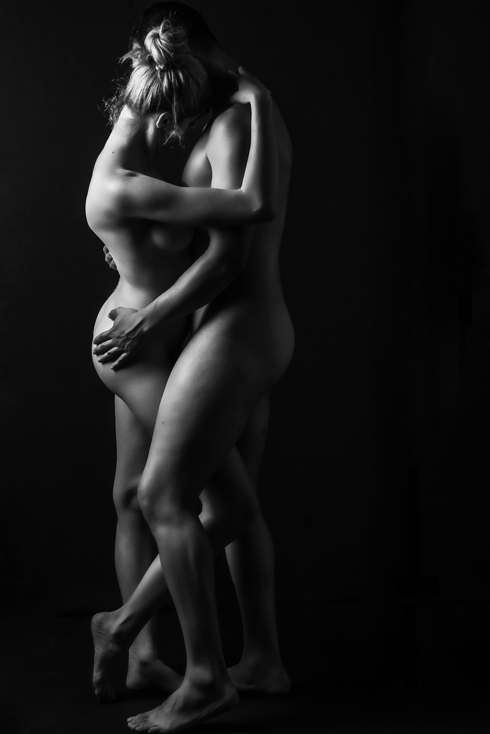 Fine Art Couple Nude Photography - Orlando, FL