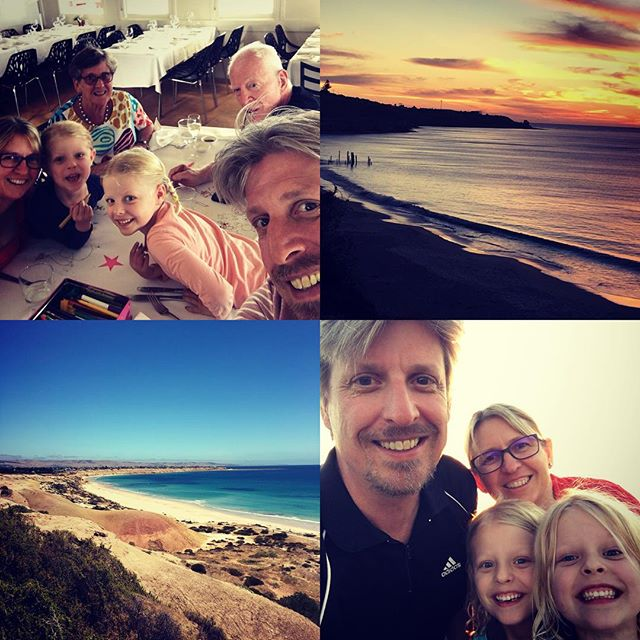 Awesome end to the school holidays - some lovely beaches in SA!! Best wishes to everyone heading back to School!  www.natureandnurturefarms.com