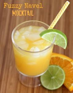 Peach Juice and Sprite