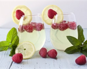 Raspberry & Lemoncello Prosecco
