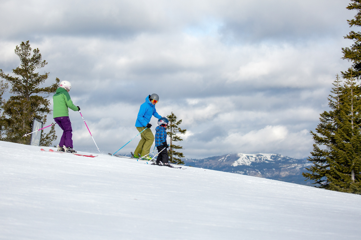 first-timer's guide to skiing and snowboarding northstar — tahoe ascent