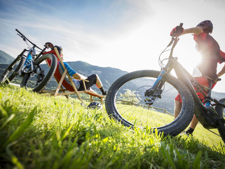 The Best Mountain Biking Trails in North Lake Tahoe - North Tahoe