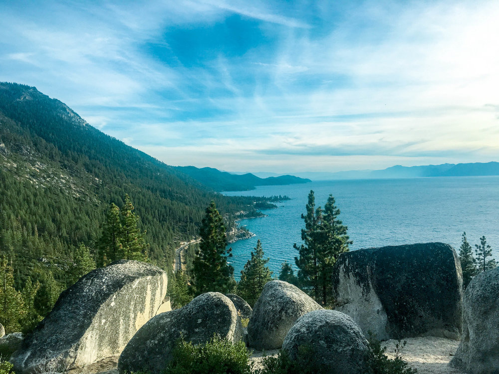 The Best Mountain Biking Trails in North Lake Tahoe - North
