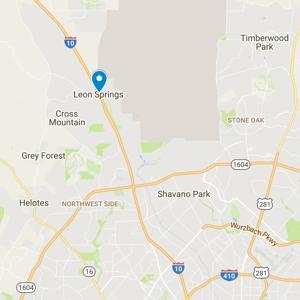 LEON SPRINGS   24103 IH 10 West San Antonio, TX 78257  (210)687-1116