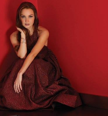 Camilla Luddington in Westlake Magazine