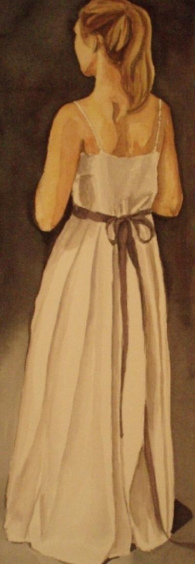 Christina, Bridal Portrait