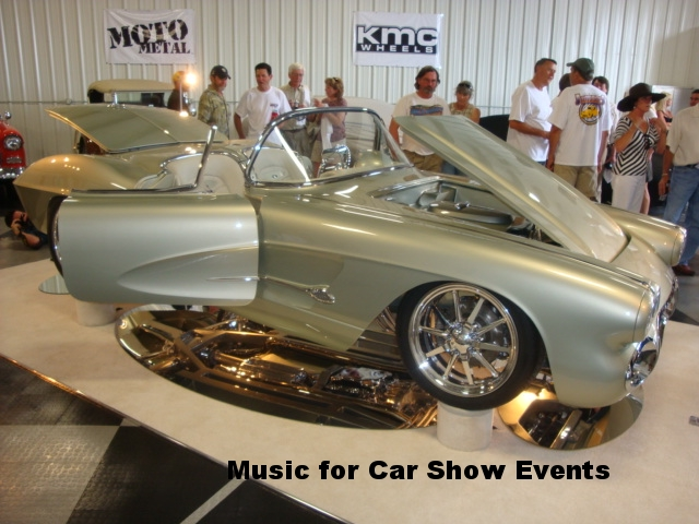 Music and lighting  Showcar event..jpg