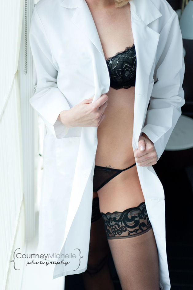 woman-in-lingerie-and-lab-coat-next-to-window-light-and-curtains-chicago-boudoir-photography-by-courtney-laper.jpg