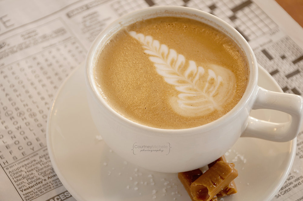 carmel-latte-art-on-newspaper-chicago-food-lifestyle-photography-by-courtney-laper.jpg