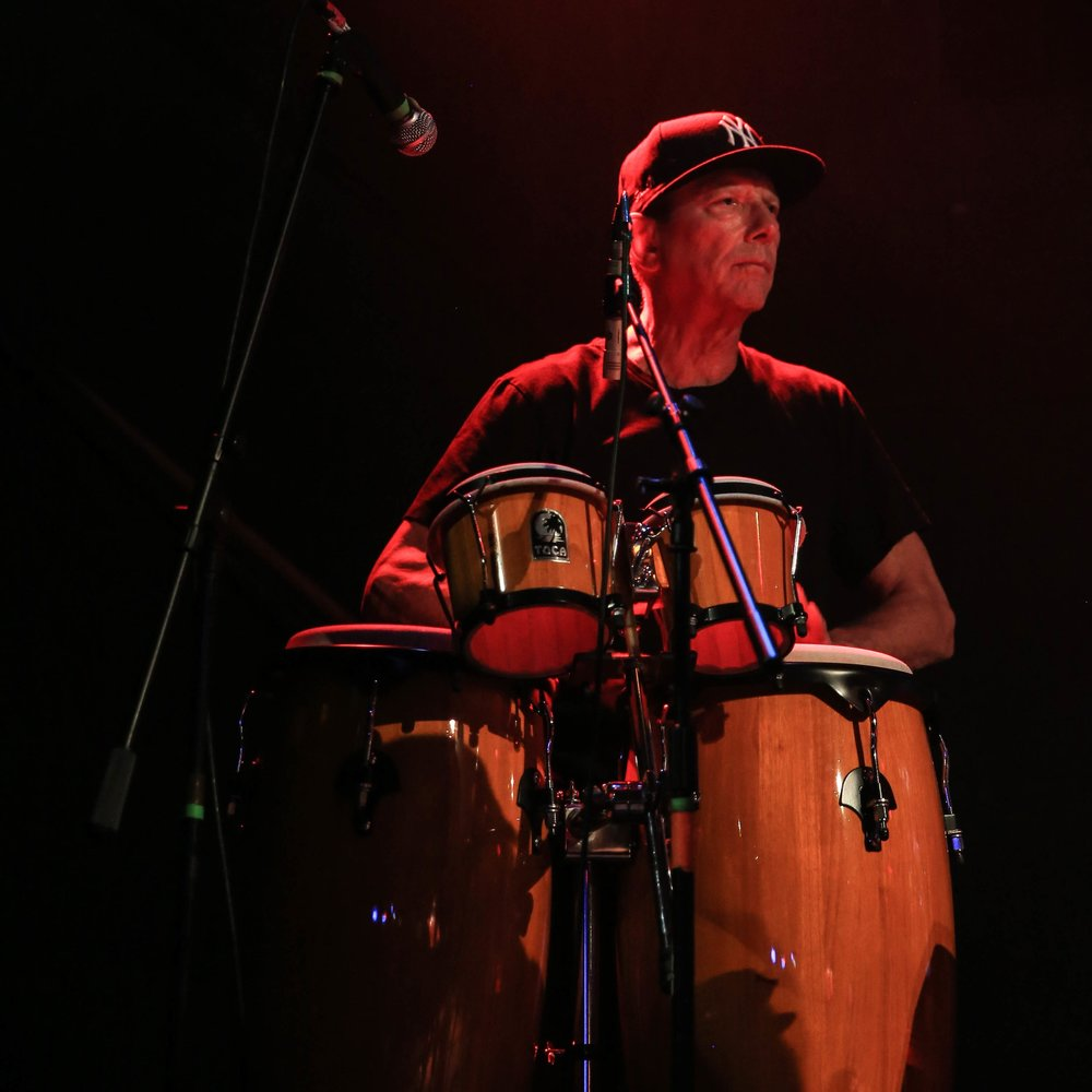 DOUG HART   Percussion