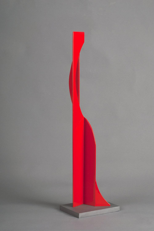 Attitude in Red