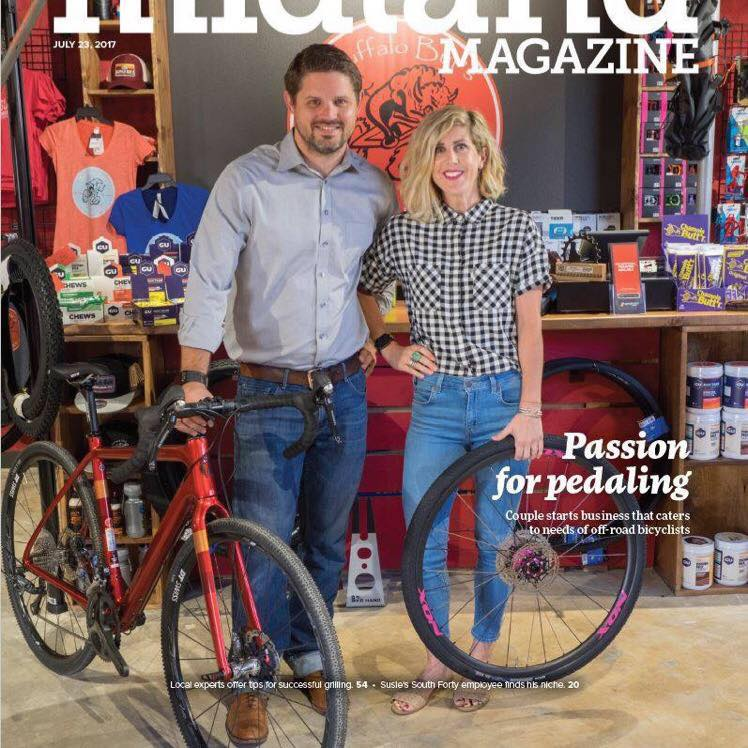 Check out our feature in the Summer issue of Midland Magazine! -