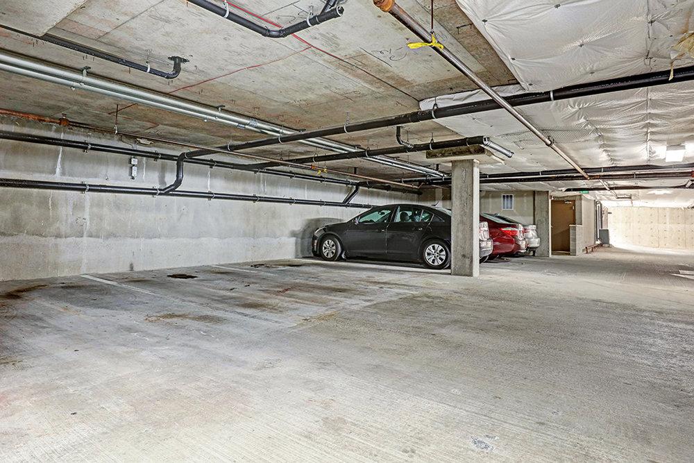 2 Parking Spots!