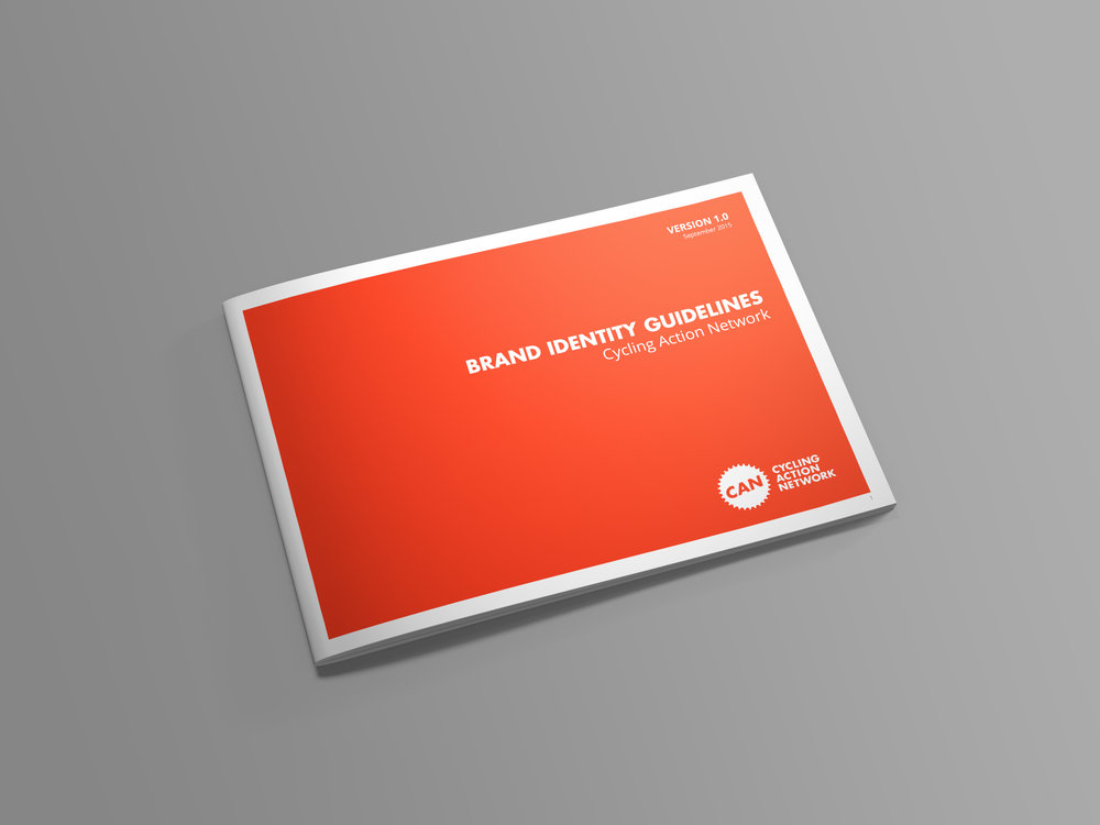 CAN Brand Identity Guidelines Design