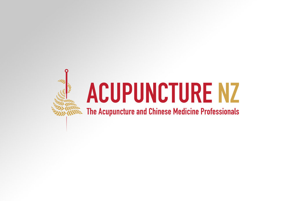 Acupuncture NZ New Brand Identity Design