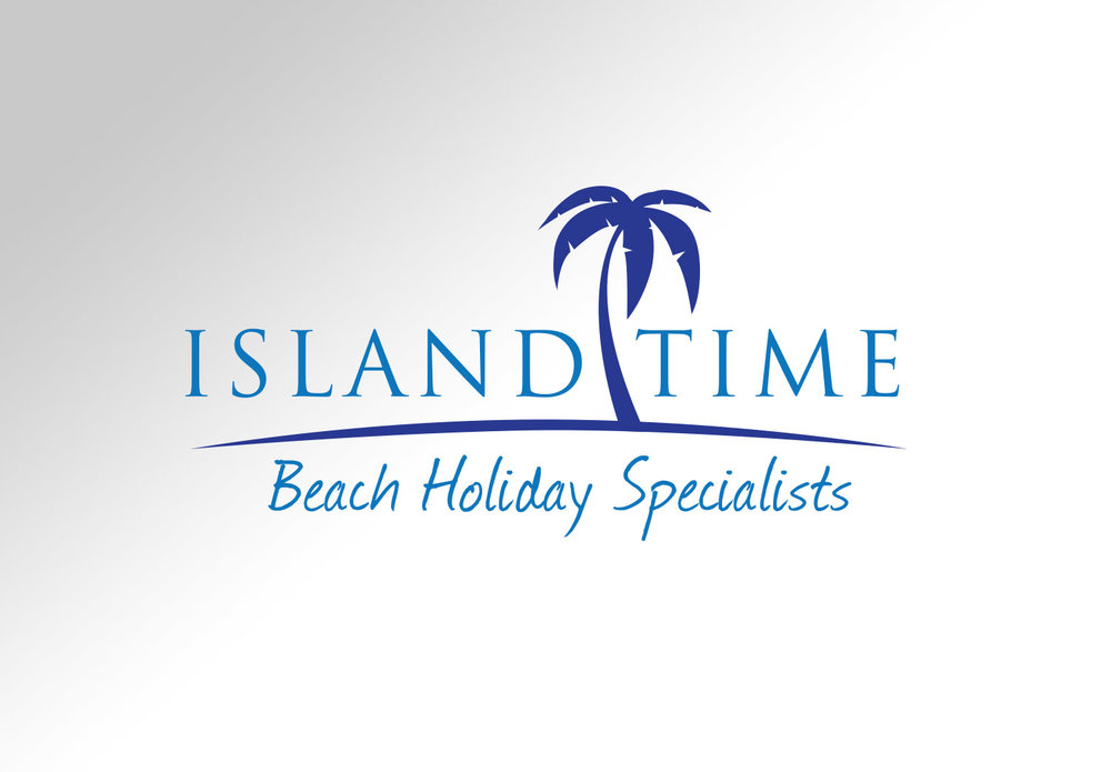 Island Time Logo Design