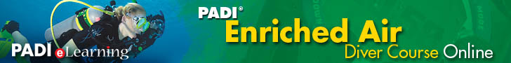 Click the banner above to start your eLearning Enriched Air Nitrox course!