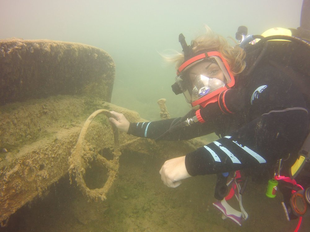 PADI SCUBA Bloomington Normal