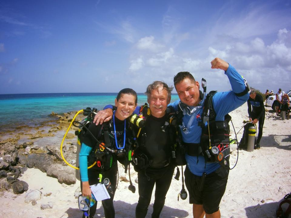 Scuba Dick Smith - PADI Master Instructor