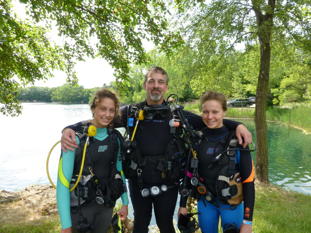 Eric Webster - PADI Master Instructor