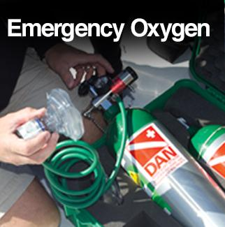 DAN Emergency Oxygen for SCUBA Diving Emergencies
