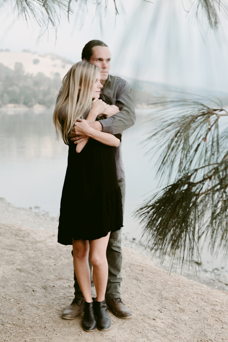Abbi & Callen's Sunrise Portrait Session