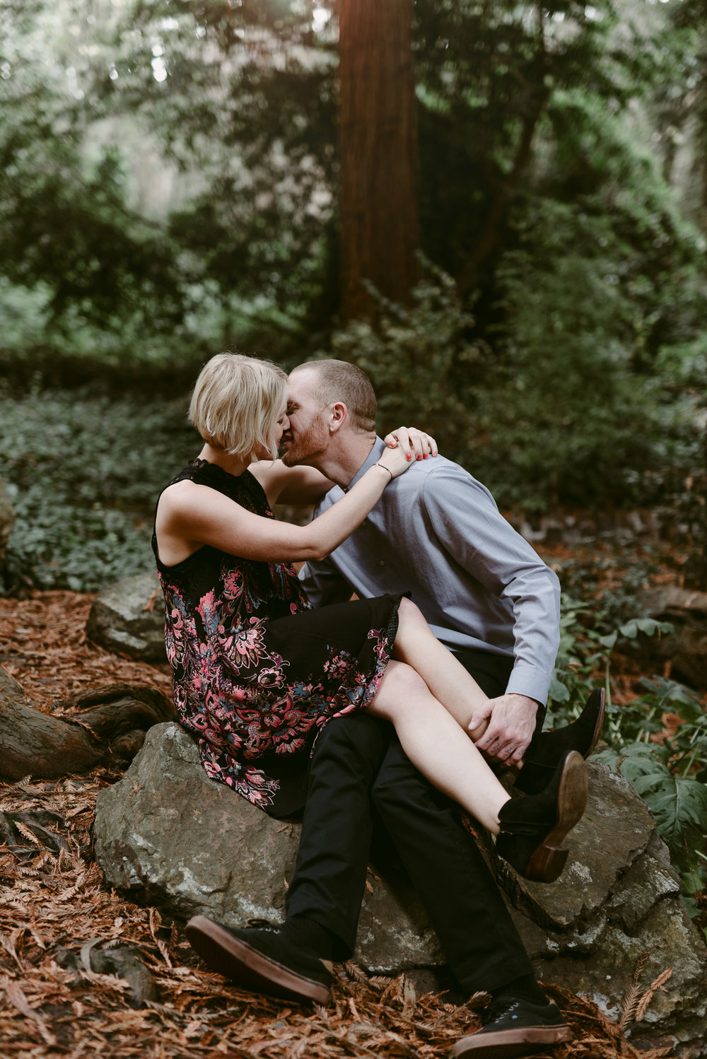 Couples Portraits in San Francisco, California