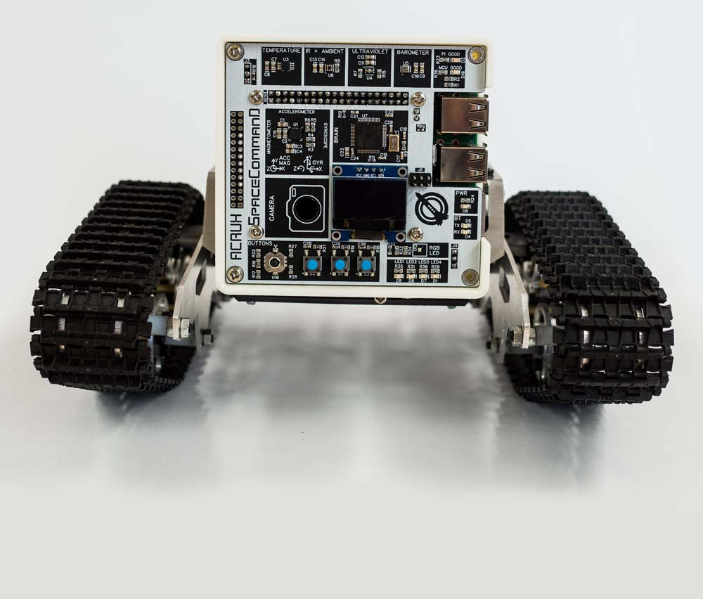 StarLAB rover front