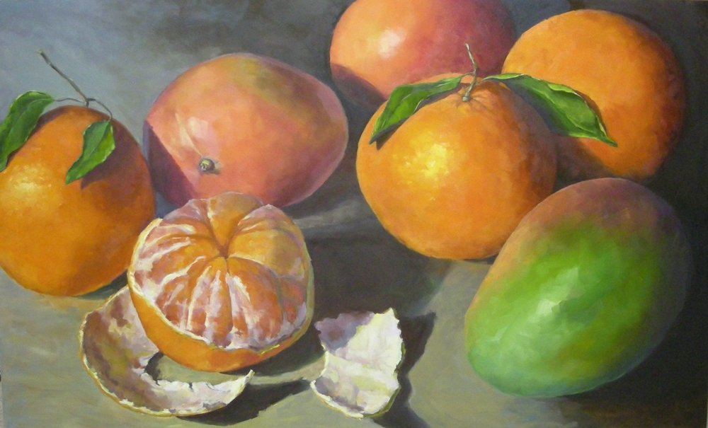 Oranges and Mangos
